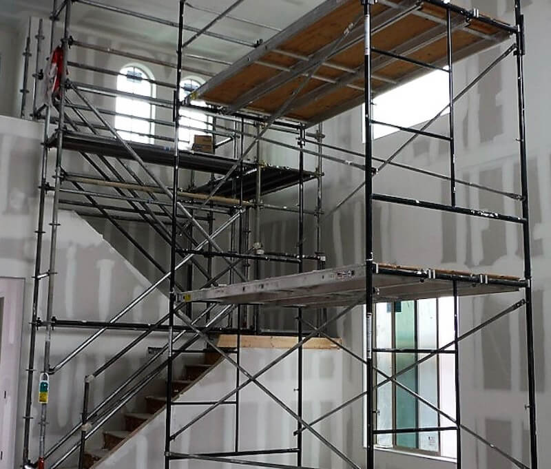 commercial scaffolding services edinburgh