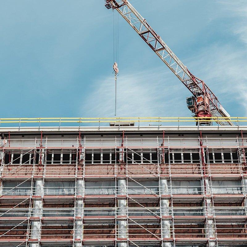 industrial scaffolding edinburgh