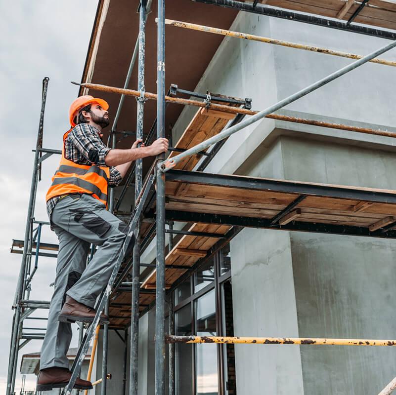 residential scaffolder edinburgh