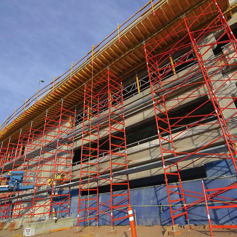 protective scaffolding services