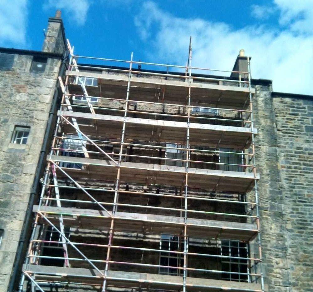 Scaffolding Companies Edinburgh
