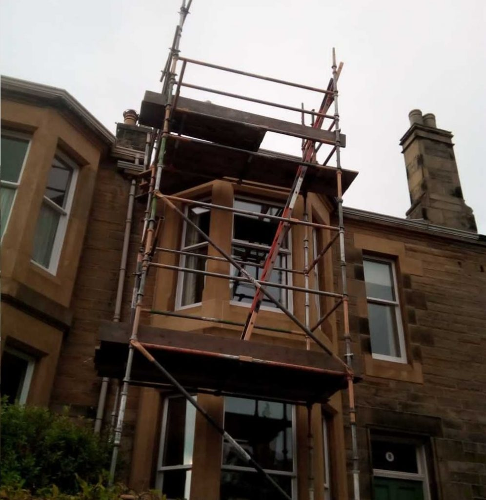 Scaffolding Hire Edinburgh